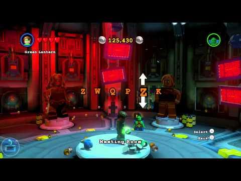 LEGO Batman 3 Beyond Gotham Walkthrough - Cheat Codes Unlock