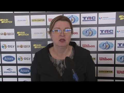 «ИнтерХим-СДЮСШОР имени Литвака» - БК «Ровно». После матча