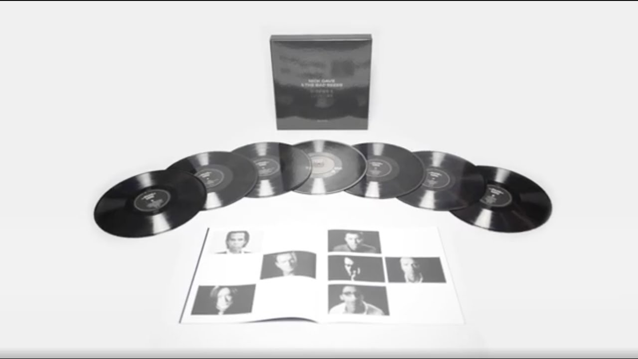 B-Sides & Rarities Parts I & II Limited Edition 7LP
