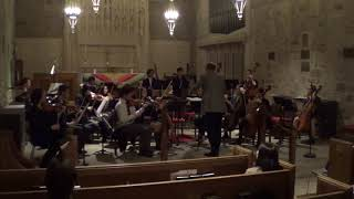 Senior String Class Ensemble   Themes from Westside Story