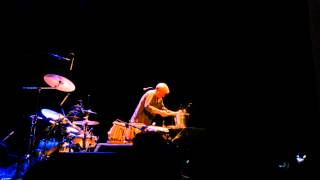 Trilok Gurtu Prague 2014 concert