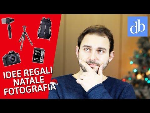 10 IDEE REGALO NATALE FOTOGRAFICHE - FOTOCAMERE E ACCESSORI! • Ridble