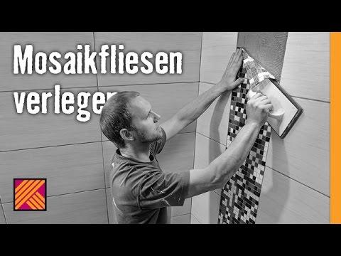 Version 2013 Mosaikfliesen verlegen  | HORNBACH Meisterschmiede