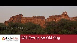 Purana Qila - Old Fort Delhi