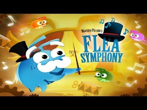 Flea Symphony - Universal - HD Gameplay Trailer