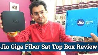 Jio Giga Fiber Set Top Box Review 🔥 Free Channels & Subscriptions 😘 अब सारे चैनल फ़्री में 😍