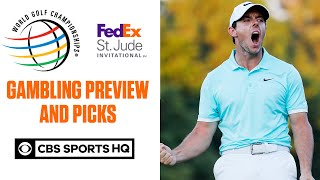 Preview and Gambling advice for PGA Tour WGC FedEx St. Jude Invitational | CBS Sports HQ