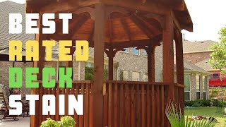 ✅ Top 5 Best Rated Deck Stain || Check Best Rated Deck Stain Reviews Today 🔥