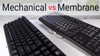 Mechanical vs Membrane Keyboards: Are Mechanical Keyboards Worth It?