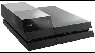 PS4 Nyko data bank and 2tb 3.5 hard drive install how to