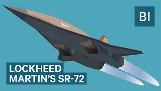 Lockheed Martin's mysterious SR-72 — the fastest plane ever