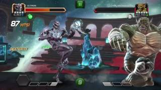 Abomination and Guillotine: Labyrinth of Legends - Marvel Contest of Champions