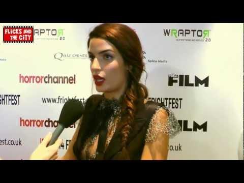 Skyfall James Bond Girl Interview, Tonia Sotiropoulou | MTW