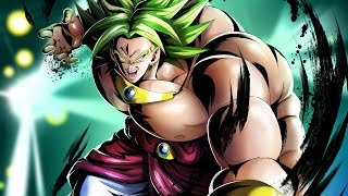 AMAZING NEW SPARKING BROLY LEGENDS SUMMONS! Dragon Ball Legends