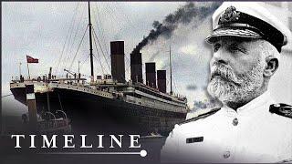 How Was The Titanic Built? | Titanic: Legend Born In Belfast | Timeline