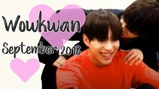 Wowkwan Cute Moments - September 2018 (A.C.E Wow/Byeongkwan)