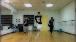 """""""Flying Solo"""" Chris Brown choreography by Nick Wilson"""