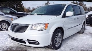 preview picture of video '2014 Chrysler Town and Country Touring-L 30th Anniversary | MacIver Dodge Jeep | Newmarket Ontario'