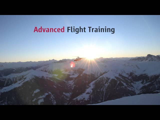 Flight school film (short version)