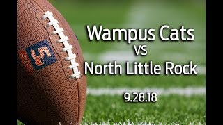 Conway Wampus Cats vs North Little Rock