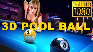 3D Pool Ball Game Review 1080P Official Canadadroid Sports
