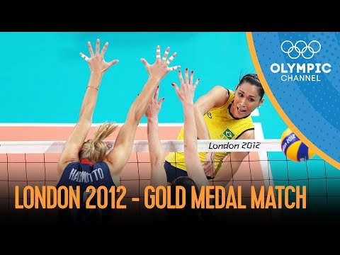 Volleyball - Brazil vs USA - Women's Gold Final | London 2012 Olympic Games