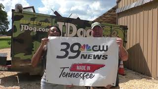 Made in Tennessee: JDog Junk Removal & Hauling with Daniel Witherspoon
