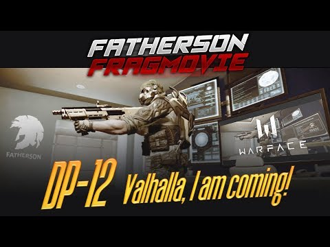 Warface FM - DP-12 - Immigrant Song