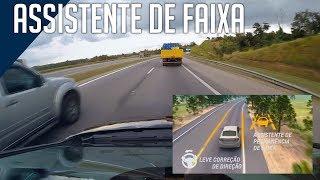 Ver o vídeo Chevrolet Cruze LTZ: Assistente de Faixa