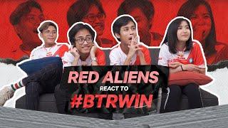 JUARA DUNIA PAKE LAGU JOGED ?! - BTR RED ALIENS REACT TO #BTRWIN | Bigetron TV