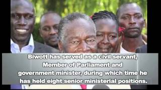 Breaking News: Nicholas Biwott is dead! More details about him