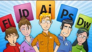 The Adobe Creative Suite As High Schoolers