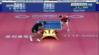 2016  China Open (MS-SF1) MA Long  - ZHANG Jike [Full Match/Chinese | HD1080p]
