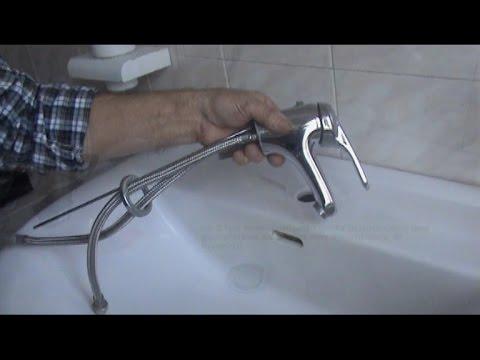 Come sostituire il monocomando del lavandino del bagno (lavabo)