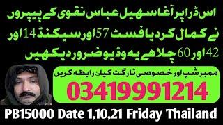 اس وڈیو کو ضرور دیکھیں آغا سہیل عباس نقوی رابطہ نمبر 03419991214 اس وڈیو کو نہ دیکھا تو کچھ نہ دیکھا