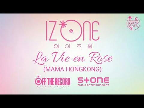 Download Nightcore La Vie En Rose Iz One mp3 song from Mp3