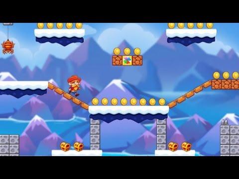 Super Jabber Jump 3 - Arcade Platform Games - Videos games for Kids - Girls - Baby Android