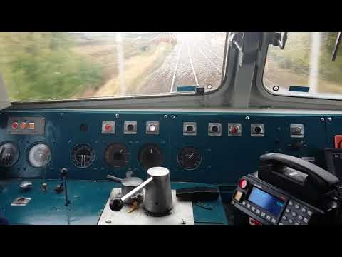 Cab Ride: 50007 & 50049 attack Shap working 'The Caledonian'…