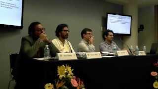 Mesa 6 del Congreso Internacional El ensayo en diálogo: diálogo sobre el ensayo