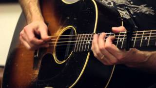 "Brad Barr (Barr Brothers) - ""Half Crazy"" at the Fretboard Journal"