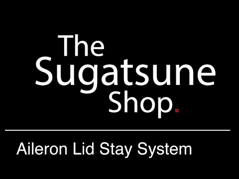 The Aileron Lid Stay System is Here!