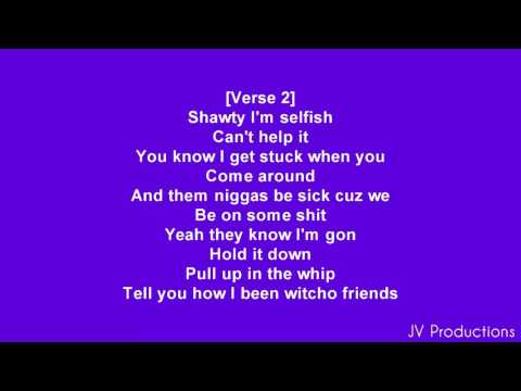 PnB Rock - Selfish Lyrics