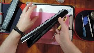 Как разобрать аккумулятор ноутбука не поломав его. Для  Asus Lenovo MSI