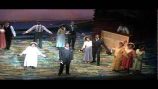 Mysterious Ways -The Color Purple Musical 2010 CAST