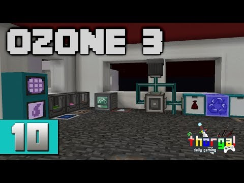 Project Ozone 3 Mob Farm + Auto Sifter Automation - смотреть онлайн
