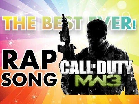 MODERN WARFARE 3 RAP SONG!
