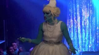 Veronica Pop is Smurfette @ Project Drag 3!