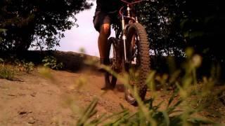 preview picture of video '[MTB] Halde Haniel Bottrop'