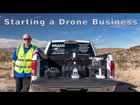 , title : 'How to Start a Drone Business - 2019