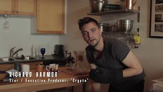 Richard Harmon - Crypto's Fundraiser Bloopers